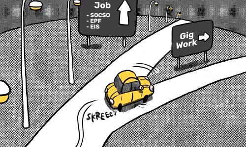 Gig Work: Full-Time Benefits for Full-Time Work?