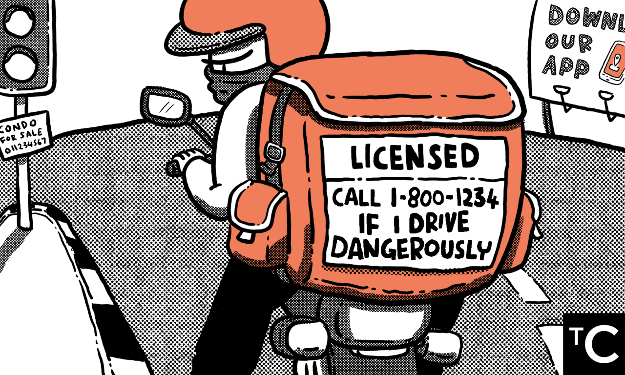 The P-Hailing License: A Case Of Over-Regulation?